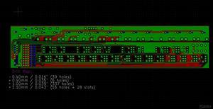micromidi - homebrew 25 key portable midi controller