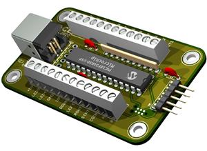 J-ACE Arcade Controls Encoder