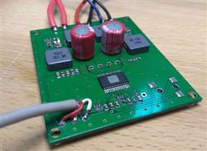 Tpa3116 2x50w audio amplifier board