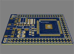 FPGA Universal Board Altera EP4CE10