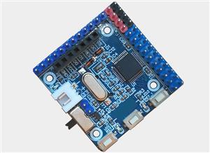 Microcontroller minimum system board-STM32F103C8T6