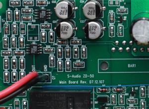 Усилитель мощности ZD-50 (LM3886)