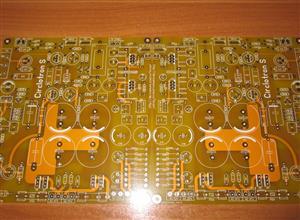 Circlotron with germanium transistors Shiklai output..