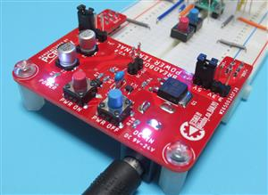 Breadboard Power Terminal Module