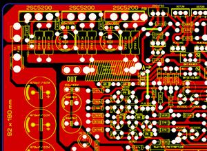 Apex A40 amplifier