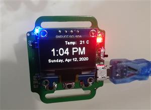 ESP8266 smart watch