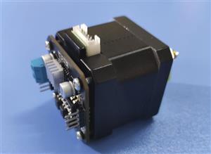 Stepper motor drive