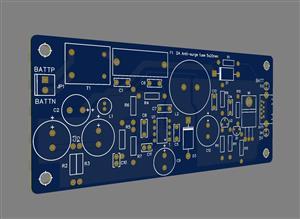 Automotive 12V to USB 5V 2A output power adapter