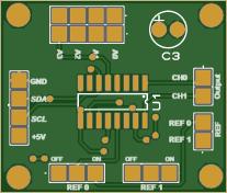 mini Modulo DAC 8bit