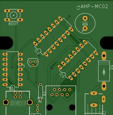 AHP MC02 Controller