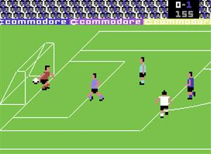 C64 INTERNATIONAL SOCCER CARTRIDGE