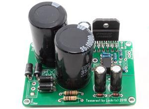Lm3886 board