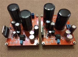 TDA7293 board
