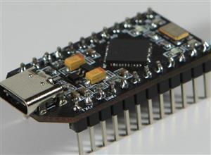 MEGA34U4 pro micro usb tape c
