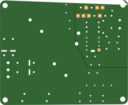 Lm3886  amp board