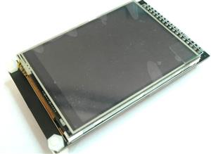 2.8 inch TFT touch screen
