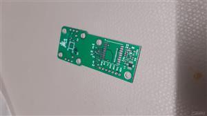 Combo GPS receiver + embedded MEMS accelerometet