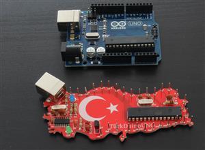 TürkDuino UNO DIP