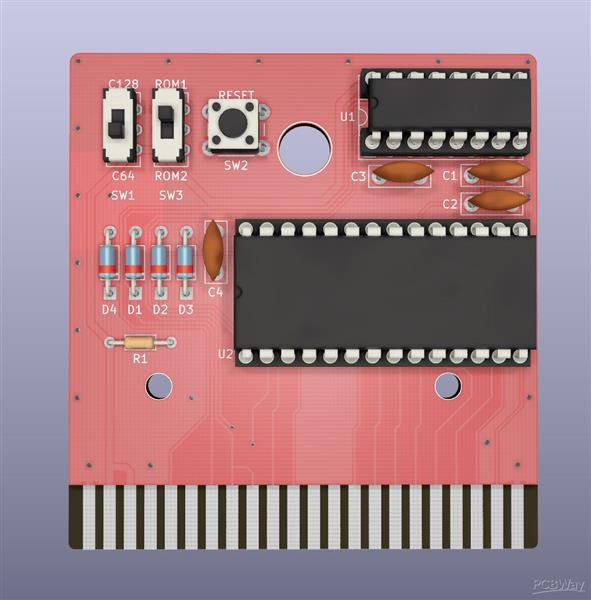 OpenC64WarpSpeed V1