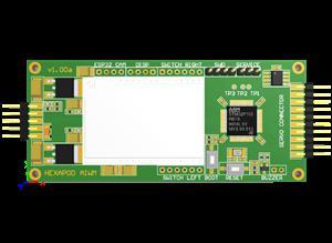 AIWM hexapod control board
