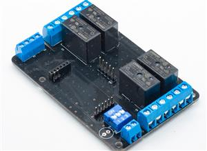 RS485 4Relay Shield