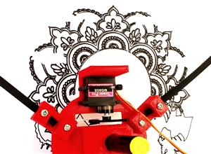 mXY Board - Low-Budget XY Plotter Drawing Robot Board