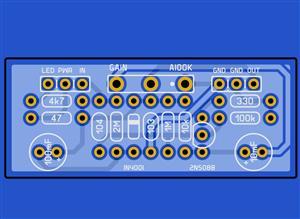 EHX LPB V2 (Linear Power Booster)