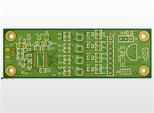 USB  OP-AMP Buffer Driver