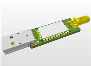 LoRa RAK811-868 MHz w/STM32 inside USB Stick