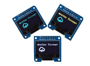 OLED display module 0.96 inch (7PIN)