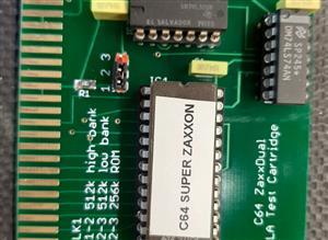 C64 ZaxxDual