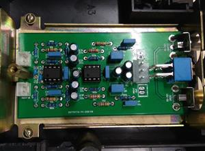 "DEP3158 A turntable ""VEGA EP-110 STEREO"". NEW PHONECORRECTOR, DIY RIAA Amplifier by vimay"