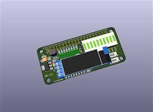 RFM69 Raspberry PI ZeroW Shield