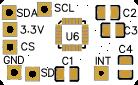 DroneMesh OpenFC Gyro Breakout V2 (MasterClass)