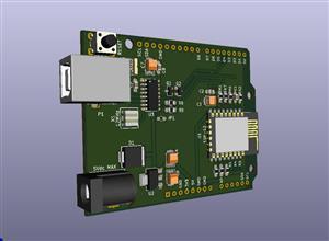 ESP8266 Arduino UNO