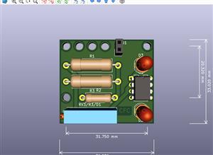 Light level detector