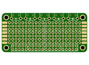 Generic Raspberry Pi Zero Hat (Imperial)