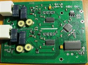 2ch x USB DIY Oscilloscope instrustar ISDS205 ( hantek 6022) 20 MHZ