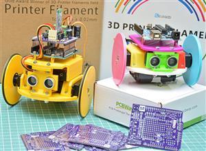 AR.L.O. - Arduino 3D printed Robot
