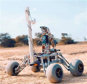 Vyadh Mars Rover