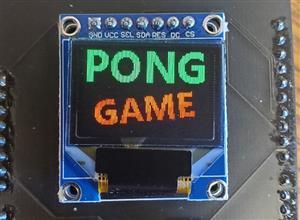 Arduino Pong Game