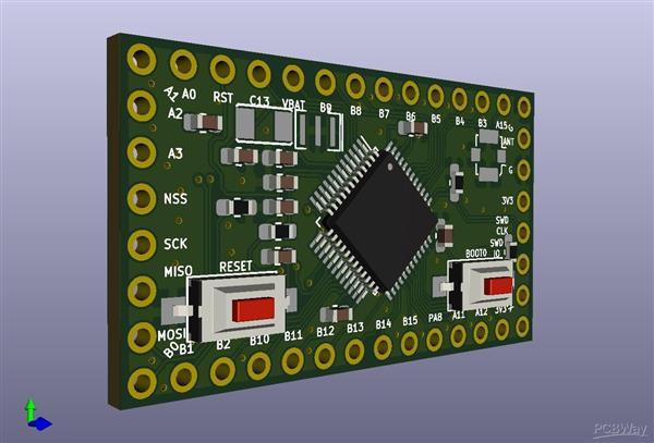 STM32 Sensor Node