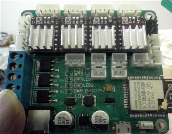 GRBL-ESP32