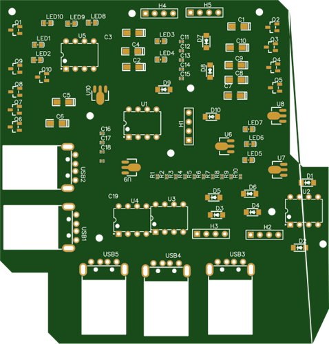 a general pcb for most projects also the best if you want to learn to solder smd and tht components