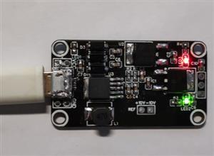 Low cost ±5V power module based on XL6008