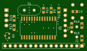 LCD2006/LCD1602 MCU Based I2C Interface