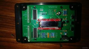 BMS controlle for Tesla battery packs