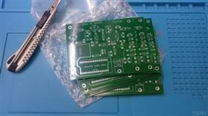 50 Mhz Arduino SI5351 Beacon 2 Watt