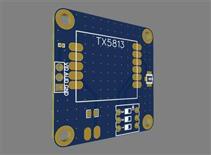 5.8G image transmission module
