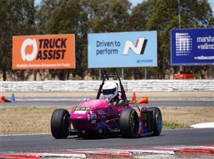 Formula Student Elecrtic Race Vehicle